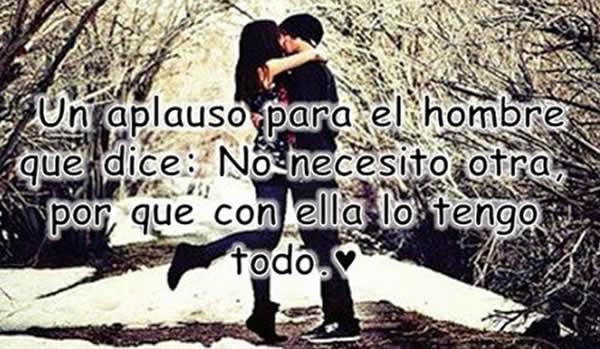 solo tu y yo mi amor
