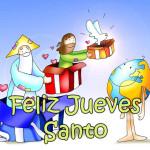 Feliz Jueves Santo 2020