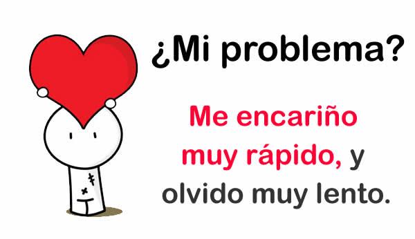 ¿Cual es tu problema?