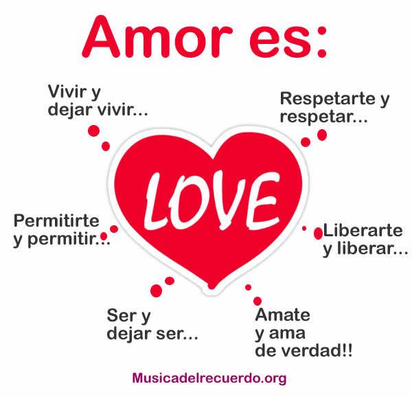 Amate y ama de verdad