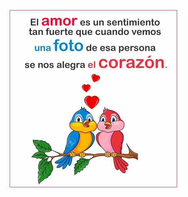 El amor es un sentimiento