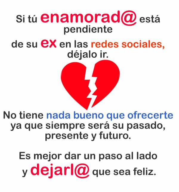 El amor en las redes sociales
