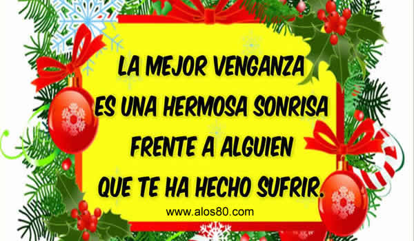 venganza frases