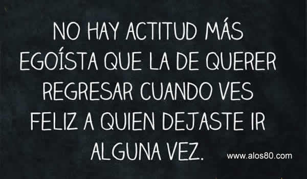 actitud frases