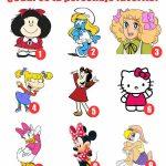 Imagenes de dibujos para niñas