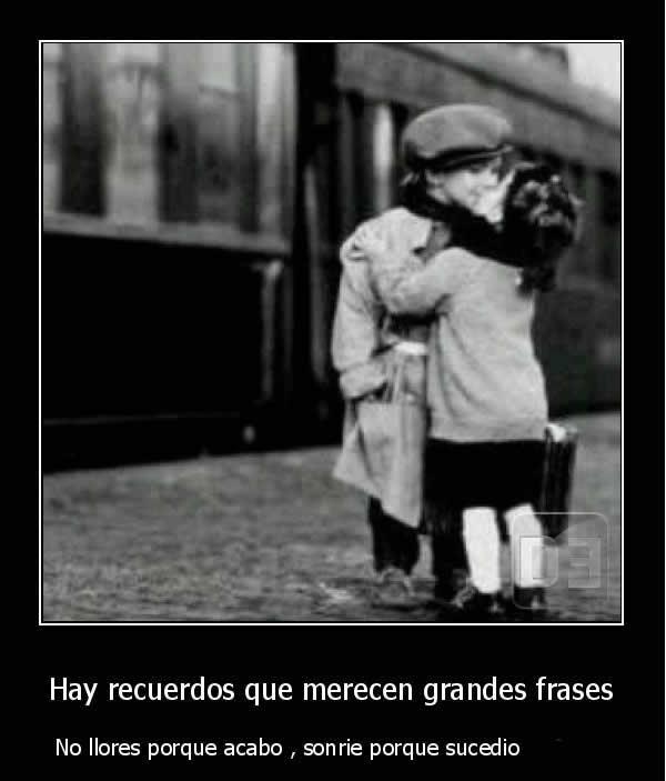 recuerdos de amor