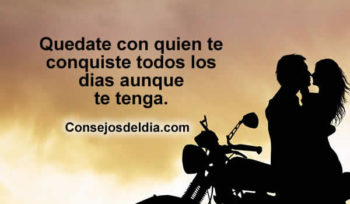 conquistar frases