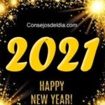 Frases: Happy New Year 2021 con mensajes