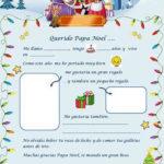 Imagenes de Navidad: Carta a Papa Noel