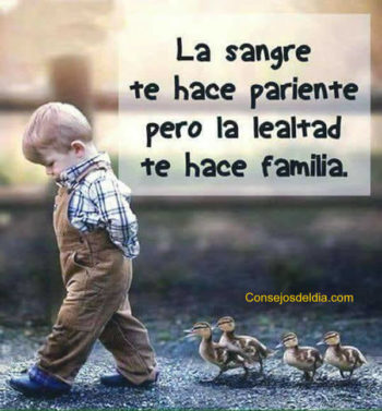 lealtad frases