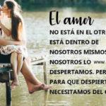 Imagenes lindas con Mensajes de Amor mio