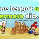 Fotos con Frases bonitas de Buenos Dias