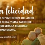 Mensajes con Fotos lindas de La felicidad