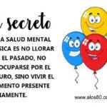 Frases con mensajes del Secreto de la salud mental