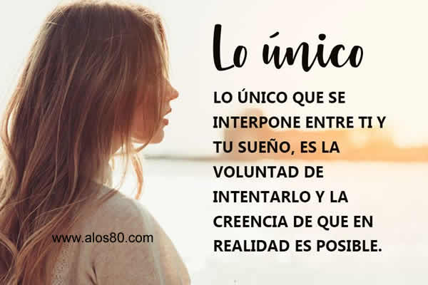 voluntad frases