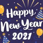 Imagenes lindas de Año nuevo 2021