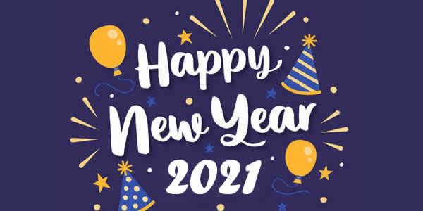 2021 año nuevo