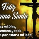 Frases bonitas: Feliz Semana santa con imagenes