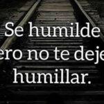 Frases bonitas con imagenes de Humildad