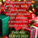 Mensajes de Año Nuevo con imagenes bonitas