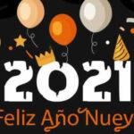 Feliz Año Nuevo 2021 con Imagenes bonitas