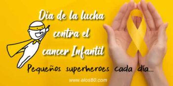 dia contra el cancer infantil