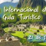 ¡Feliz Día Internacional del Guía Turístico!