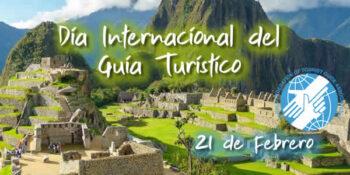 dia del guia de turismo
