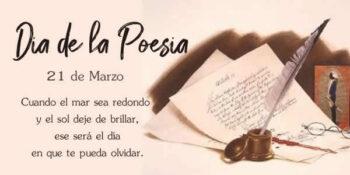 dia de la poesia