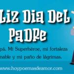España: Feliz dia del Padre 2021 - 19 de Marzo