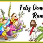 Frases de Domingo de Ramos con imagenes bonitas
