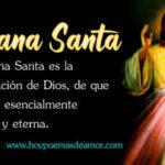 Frases de Semana Santa con mensajes cristianos