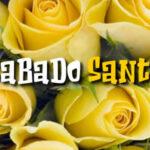 Frases Sabado Santo con imagenes bonitas