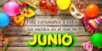 junio cumpleaños
