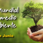 5 de Junio Dia mundial del medio ambiente 2021