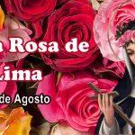 Imagenes con frases: Santa Rosa de Lima 30 de Agosto